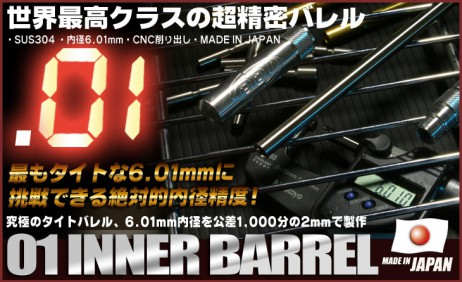 PDI - 6.01 Inner Barrel 75mm / TM USP Compact