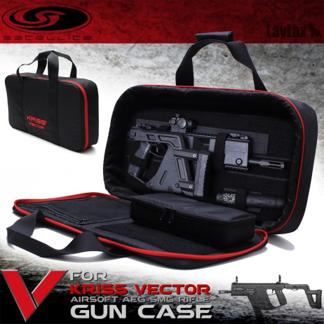 LAYLAX/SATELLITE - KRISS VECTOR Original Gun Case