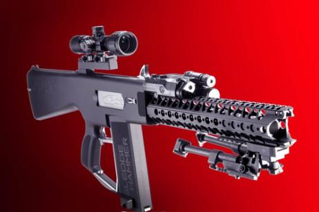 Freedom Art - Tokyo Marui AA12 AA-12 Handguard Adaptor B (34.9mm)