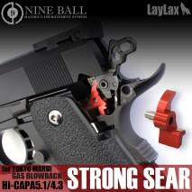 LAYLAX/NINE BALL - Tokyo Marui HiCapa GBB Strong Sear