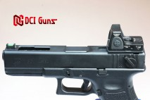 DCI GUNS - RMR Dot Sight Mount V2.0 for Tokyo Marui G18C Full Auto GBB