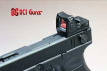 DCI GUNS - RMR Dot Sight Mount V2.0 for Tokyo Marui G18C Electric Handgun AEP