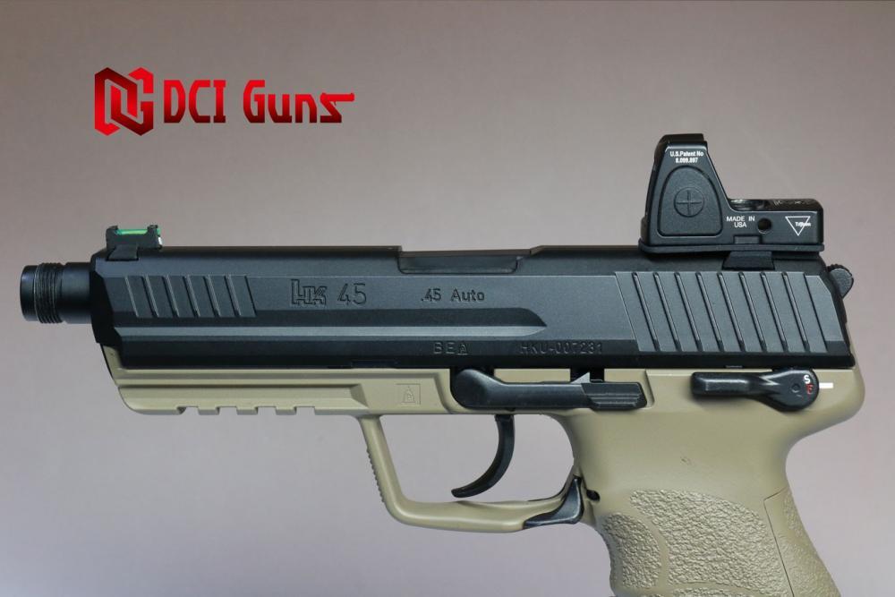 RMR Dot Sight Mount V2.0 For Tokyo Marui HK45