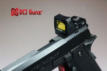 DCI GUNS - RMR Dot Sight Mount V2.0 for Tokyo Marui HiCapa 4.3 / Foliage Warrior / Desert Warrior