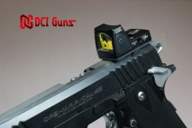 DCI GUNS - RMR Dot Sight Mount V2.0 for Tokyo Marui HiCapa E Electric Handgun AEP
