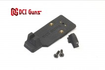 DCI GUNS - RMR Dot Sight Mount V2.0 with Iron Sights for Tokyo Marui M&P9