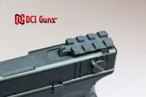 DCI GUNS - 20mm Rail Mount V2.0 for Tokyo Marui G18C Electric Handgun AEP