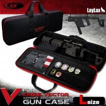 LAYLAX/SATELLITE - KRISS VECTOR Original Gun Case L Size