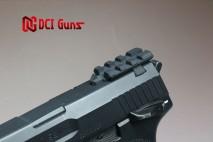 DCI GUNS - 20mm Rail Mount V2.0 for Tokyo Marui USP Electric Handgun AEP
