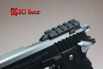 DCI GUNS - 20mm Rail Mount V2.0 for Tokyo Marui HiCapa E Electric Handgun AEP