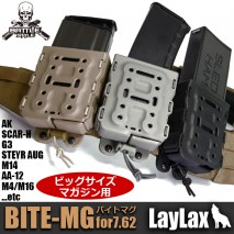 Laylax/Battle Style - BITE-MG 7.62 Big Size Quick Magazine Holder Pouch