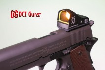 DCI GUNS - Docter Dot Sight & TM Micro Pro Sight Mount V2.0 for Tokyo Marui M1911A1