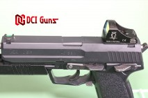 DCI GUNS - Docter Dot Sight & TM Micro Pro Sight Mount V2.0 for Tokyo Marui USP Electric Handgun AEP