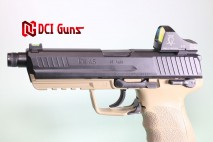 DCI GUNS - Docter Dot Sight & TM Micro Pro Sight Mount V2.0 for Tokyo Marui HK45
