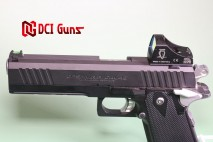 DCI GUNS - Docter Dot Sight & TM Micro Pro Sight Mount V2.0 for Tokyo Marui HiCapa E Electric Handgun AEP