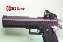 DCI GUNS - Docter Dot Sight & TM Micro Pro Sight Mount V2.0 for Tokyo Marui HiCapa E Electric Handgun AEP