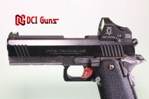 DCI GUNS - Docter Dot Sight & TM Micro Pro Sight Mount V2.0 for Tokyo Marui HiCapa 4.3 / Foliage Warrior / Desert Warrior