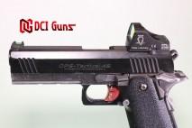 DCI GUNS - Docter Dot Sight & TM Micro Pro Sight Mount V2.0 for Tokyo Marui HiCapa 4.3 / Foliage Warrior / Desert Warrior