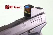 DCI GUNS - Docter Dot Sight & TM Micro Pro Sight Mount V2.0 for Tokyo Marui XDM