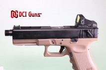 DCI GUNS - Docter Dot Sight & TM Micro Pro Sight Mount V2.0 for Tokyo Marui G18C Full Auto GBB