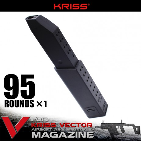 KRYTAC - KRISS VECTOR Spare 95 Rounds Magazine