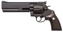 Marushin - Constrictor X-Cartridge 8mm Model - BK (Gas Revolver)