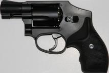 TANAKA - 442 Airweight 2inch HW (Gas Revolver)