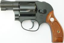 TANAKA WORKS - Smith & Wesson M49 Bodyguard HW Ver2 (Gas Revolver)