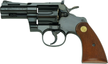 TANAKA WORKS - Colt Python 3inch Jupiter Steel Finish (Gas Revolver)