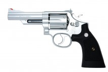 TANAKA - M66 4inch Stainless HW (Gas Revolver)