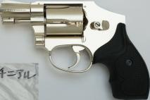 TANAKA - 442 Airweight 2inch Nickel (Gas Revolver)