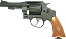 TANAKA - Smith & Wesson M1917 .455 HE2 4inch Custom HW