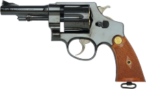 TANAKA - Smith & Wesson M1917 .455 HE2 4inch Custom Steel Finish