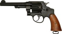 TANAKA - M1917 CAL.45 US 5.5inch HW (Gas Revolver)
