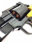 Marushin - Mateba Revolver 6mmBB X-Cartridge version Black Luster HW (limited edition)