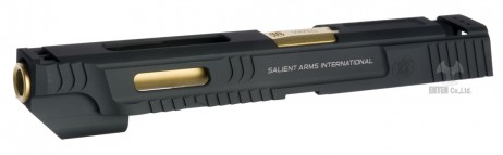 Nebula - Salient Arms 5inch Tier1 CNC Aluminum Custom Slide (for TM M&P9 series)