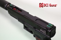 DCI GUNS - Fiber Sight iM Series for Tokyo Marui G18C Electric Handgun AEP