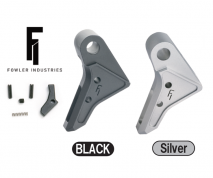 Bomber Airsoft - Fowler Industries FI Type Custom Trigger (for TM Glock 17/22/34)