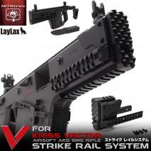 LAYLAX / Nitro.Vo - KRISS VECTOR Strike Rail System