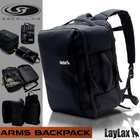 LAYLAX/SATELLITE - ARMS BACKPACK