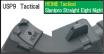 NOVA - USP9 Tactical Aluminum Slide Set For Tokyo Marui USP