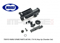 Tokyo Marui Spare Parts AK74N / 74-16 (Hop Up Chamber Set)