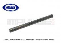 Tokyo Marui Spare Parts MP7A1 GBB / MGG1-22 (Recoil Guide)