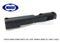 Tokyo Marui Spare Parts COLT GOV. MARKIV SERIES 70 / GM6-1 (slide)