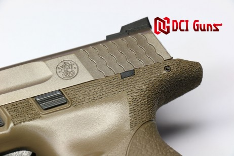 DCI GUNS - Thumb Safety Cover for Tokyo Marui M&P9 Series