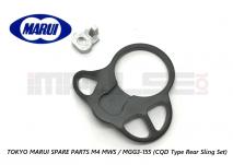 Tokyo Marui Spare Parts M4 MWS / MGG3-155 (CQD Type Rear Sling Set)