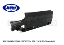 Tokyo Marui Spare Parts MP7A1 GBB / MGG1-72 (Chassis Left)