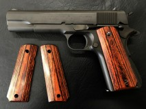 PANDORA ARMS - Wood Grip Government / 45 AUTO Smooth Brown
