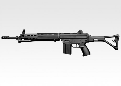TYPE 89-F RIFLE (FOLDING STOCK)
