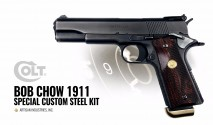 Artisan Industries - BOB CHOW 1911 Special Custom Steel Conversion Kit